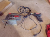 Lot of 2 Power tools