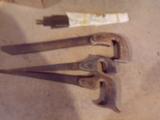 Lot of 3 Vintage saws