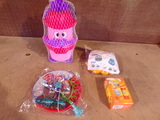 Lot of 3 Kids Toys