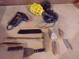 Mixed Tool Lot