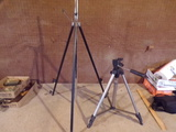 Lot of 2 Tripods