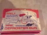 Vintage Windshield Defroster Gun by EMPIRE