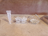 Lot of Glass ware