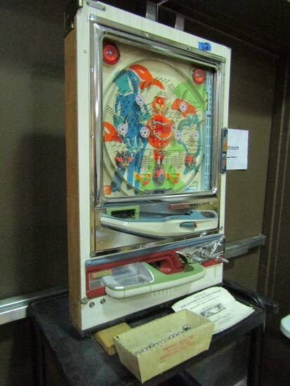 Antique, Collectibles, Sports, Pachinko, Games