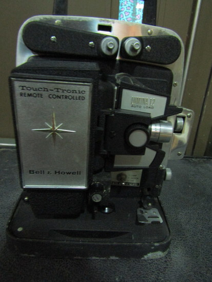 Bell and Howell Lumina 12 Projector