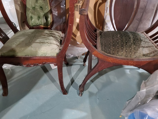2 Antique/Vintage Chairs