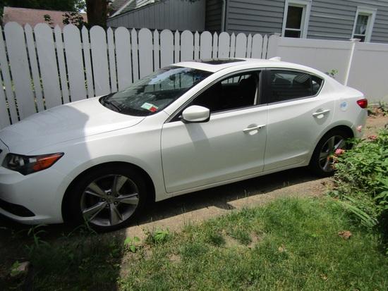 2014 Acura ILX, 4 Door, 90983 Miles, Starts Good, A/C Working, Good Tires, Loaded, Good Interior