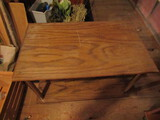 Small Rolling Table