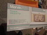 Marvin 2820 Portable Window Fan in Box