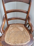 Antique/Vintage Caine Seat Chair