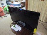 Vizio TV with Remote, Stand NOT Included