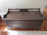 Vintage Cavier Cedar Chest,  44 x 24 x 18