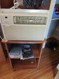 Kenmore Window AC with Utility Stand on Wheels, Works