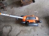 Worx Electric Edger, Works