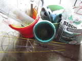 Garden, Tubs, Water Cans, Plant Racks, Mulch