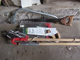 Lot of Saws and Pruner