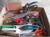 Garden, Pruners, Shears, Shovel