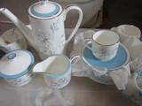Aynsley Dawn Rose 6 Serving Complete Tea Set