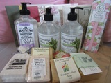 Lot of New Hand Soaps and Sachets