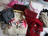 Lot of Women's Clothing, Socks, Wallets, PJs