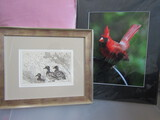 Pair of Signed Art, Glider and L. Pottic