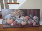 Large Wood Fall Picture