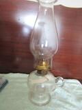 Waterbury, Conn Eagle Burner, Finger Oil Lamp