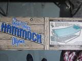 The Original Great Lakes Hammock in Original Box, unopened