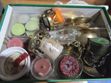 Lot of Candles and Holders