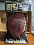 NFL Game Ball, Wilson Football