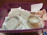Lennox China, 8 Piece Set, Belvidere with Tub