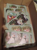 Lot of Stereograph View Cards, Large Group, Victorian