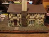 Large Vintage Dollhouse on Wheels, ? Tootsie, Pick Up Only at Hamburg NY