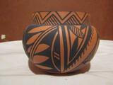 Jemez Pueblo, New Mexico, Pottery Vase
