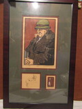 Kathleen West Signed Beatrix Potter 17/100, 24 x15