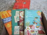 Vintage Cooking Books