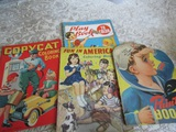 1940s Large Childrens Coloring Books, used