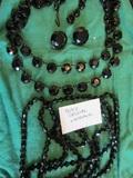 Vintage Black Crystal 25