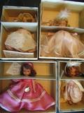 Nancy Ann Storybook Dolls, Bisque, 115, 131, 155, 162