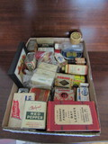 Antique/Vintage Advertising Containers, Bottles, Tins
