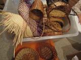 Lot of Vintage Baskets