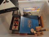 Vintage Games, Boogle, Dominos, Tri-Ominos
