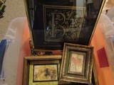 Framed Art, 1-German