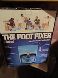 The Foot Fixer by Clairol, Foot Care System in Original Box