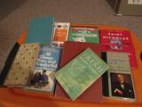 Lot of 9 Vintage Books