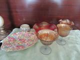 Vintage Glassware- England