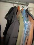 Lot of 6 Vintage Fall/Winter Coats/Jackets, LL Bean, Banana Republic