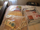 Lot of 3 Electric Blankets