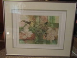 Signed Pat Rechlin, 1/1 Monotype,