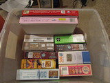 11 Vintage Puzzles in Boxes
